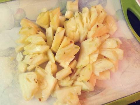 Canh ngao chua recipe step 6 photo