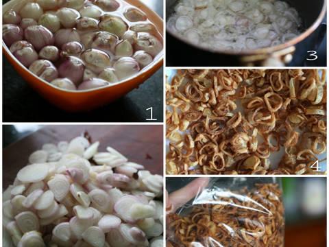 Bánh Đúc Nóng cho ngày vào thu recipe step 5 photo