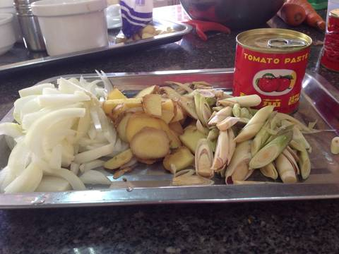 Bò kho ( kiểu âu) recipe step 4 photo