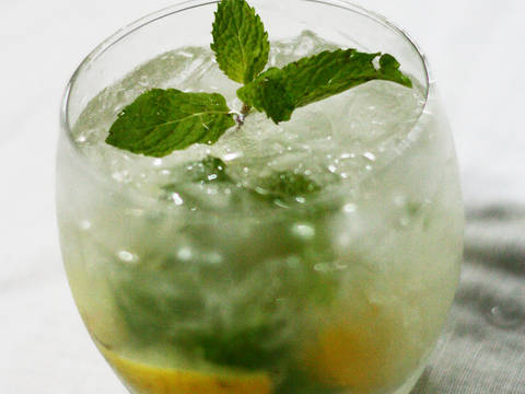 Non-Alcoholic Mojito recipe step 6 photo