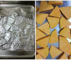 Hình ảnh bước 1 Bánh Bông Lan Bí Đỏ Và Quả Khô