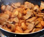 Hình ảnh bước 5 Tôm Rang Thịt Ba Chỉ (Cháy Cạnh)