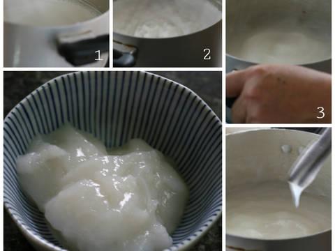 Bánh Đúc Nóng cho ngày vào thu recipe step 6 photo