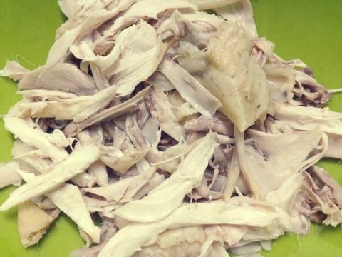 Nộm gà rau thơm recipe step 5 photo
