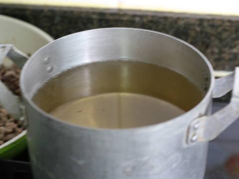 Bánh Đúc Nóng cho ngày vào thu recipe step 4 photo