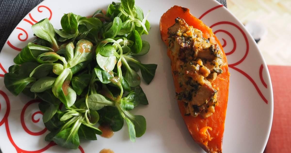 Patate douce fourr e aux marrons de lo reine cookpad - Quand recolter les patates douces ...