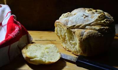 Je fais mon pain à la maison