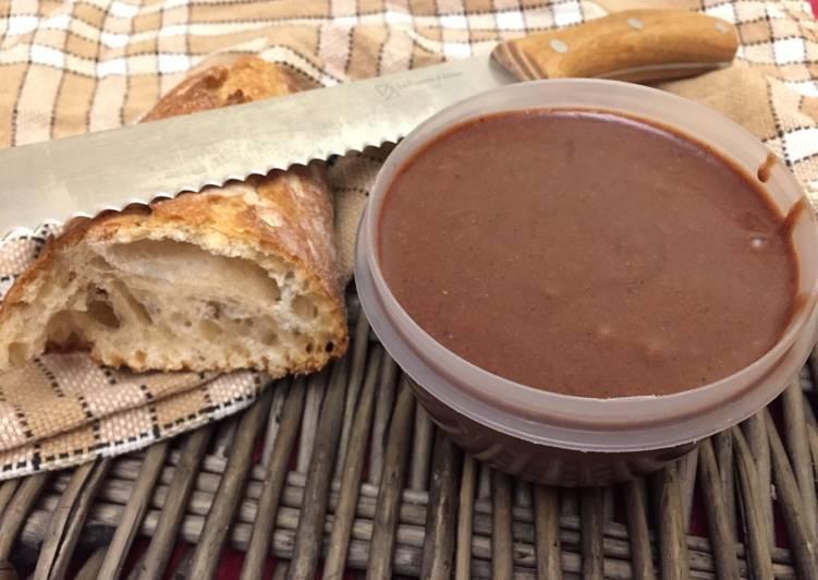 Ruchella - pâte à tartiner maison
