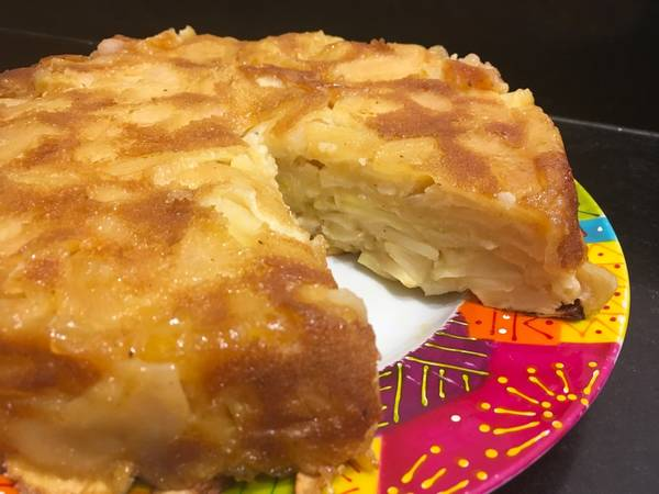 Gâteau DE pommes 🍎 🍏