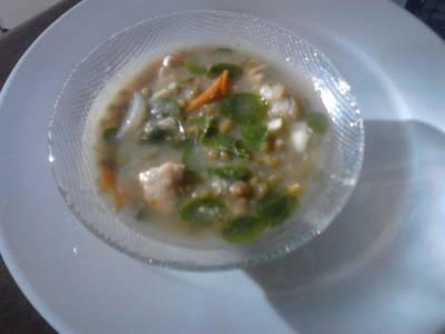 Monggo Soup