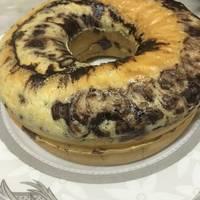 الكيكة الرخامية 🍰