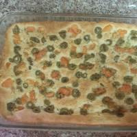 خبز الفوكاشا الايطالي