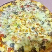 جبنة البيتزا التي تمط؟!