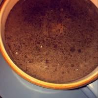 قهوه تركيه بحليب