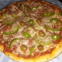 بيتزا بطريقتي