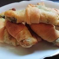 فطائر قطنية بنوتيلا وجبن