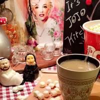 القهوة الحلوه بالرز المصري