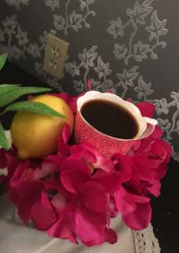 قهوة تركي بالليمون👌