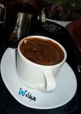قهوة تركيه فرنسيه