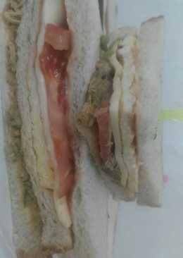 كلوب ساندوتش