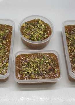 حلوى عمانية مذاق ممتع 👌😋