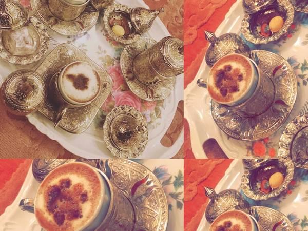 القهوة العثمانيه