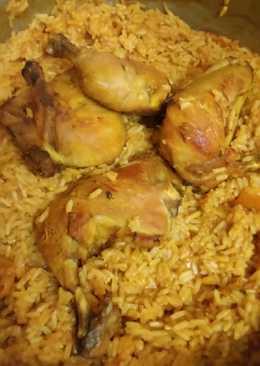 كبسة دجاج لذيذه 🍗🍗