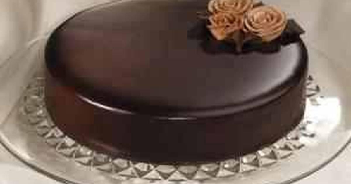 Ganache Cake Designs