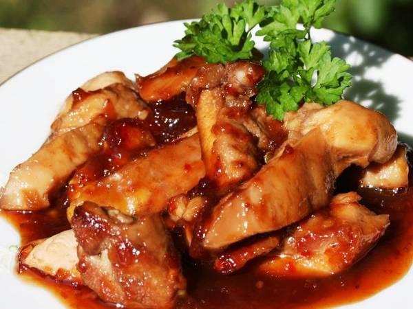 طريقة عمل الدجاج الحار