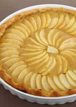 طريقة عمل تارت تفاح بالقرفه