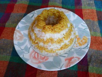 طريقة عمل الرز بالبرغل