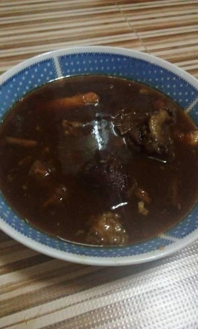 الخل - اكله عمانيه معروفه