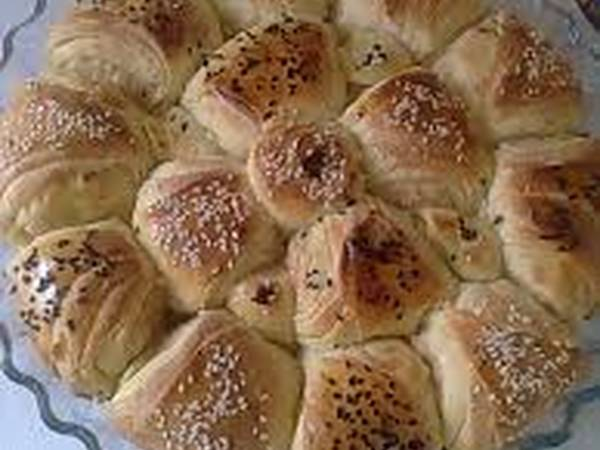 طريقة عمل خبز محشي جبن