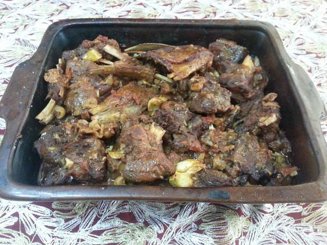 طريقة طاجن اللحم اللذيذ
