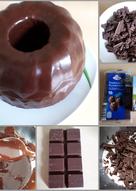 غناش الشوكولا 🍫🥛