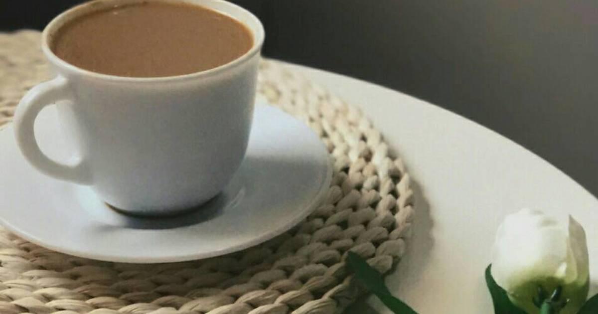 e85443e1d طريقة عمل قهوة تركية بالحليب - 59 وصفة قهوة تركية بالحليب سهلة وسريعة -  كوكباد