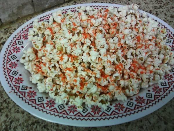 بشار بطعم بهار الجبنة 🍿🍿