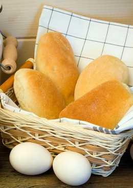 طريقة عمل خبز بالحليب والبيض