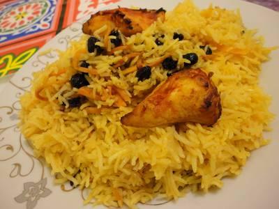 الرز البخاري من مطبخ ماجد