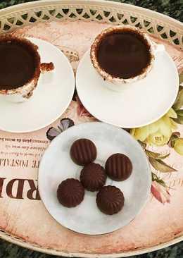 قهوة تركية بالشوكولاطة
