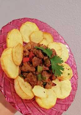 مقلقل لحم من المطبخ (اليمني)