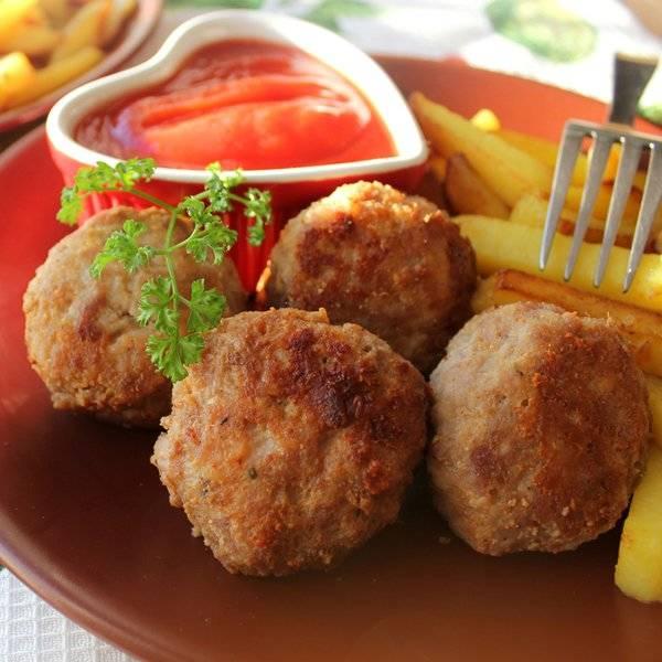 طريقة عمل كفته البطاطس
