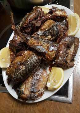 سمك مقلي 🐟