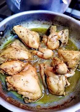 قليه دجاج