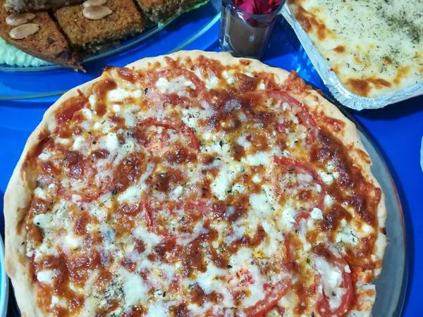 فطيرة البيتزا 🍕