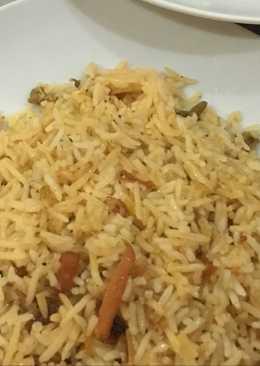 الرز الصيني المقلي