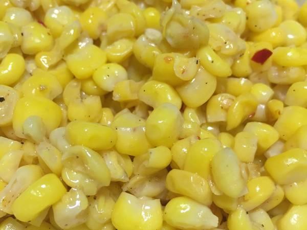 سناك الذرة اللذيذ