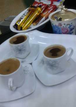 قهوة تركية سريع