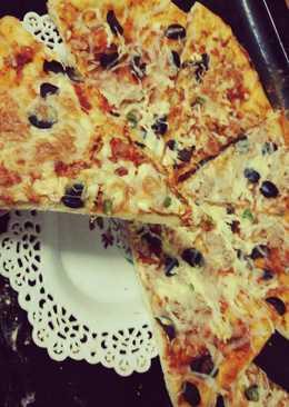 بيتزا 🍕 أجمل في البيت