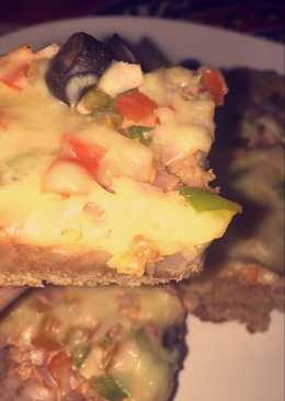 البيتزا السريعه